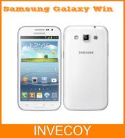 Samsung Galaxy Win Original Unlocked I8552 Mobile Phone Android 4GB Wifi GPS Quad Core 4.7'' freeshipping