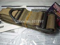 BlackHawk CQB Rescue Riggers Tactical Rappelling Military Belt 30-41 belt 41CQ01 Sand Color