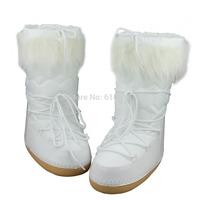 snow boots slip-resistant waterproof women winter hight moon boots Q2352