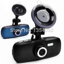 Оригинал G1W GS108 НОВАТЭК 96620 Автомобильный видеорегистратор записи Full HD 1080P 30FPS H.264 2.7 «LCD + G-Sensor + ИК ночного видения Бесплатная доставка