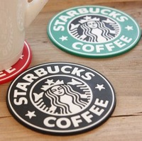 free shopping / wholesale  Fashion Starbucks coasters   200pieces/lot    YJ77
