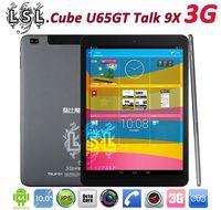 Cube Talk 9X U65GT MT8392 Octa Core 2.0GHz Tablet PC 9.7 inch 3G Phone Call 2048x1536 IPS 8.0MP Camera 2GB/32GB Android 4.4