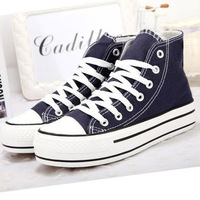 2014 new canvas shoes wen women white low casual shoes couples sneakers board shoes