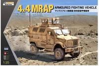 KINETIC 61011 1/35 4X4 MRAP ARMOURED FIGHTING VEHICLE plastic model kit