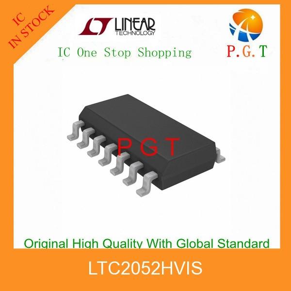 New LTC2052HVIS IC OPAMP ZERO-DRIFT QUAD 14SOIC best pirce IC supply chain(China (Mainland))