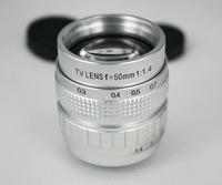 50mm f1.4 CCTV TV Lens C mount for GF3 GF2 GF1 G3 GH1 GH2 EP1 EP2 EPL1 EPL2