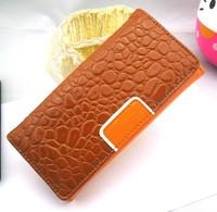 2014 wholesale brand women wallet leather cobblestone wallet fashion Stone Pattern purse women clutch wallet ladies money clip