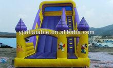 Gigante escorrega inflável exportador / piscina inflável slides / corrediças infláveis para adultos(China (Mainland))
