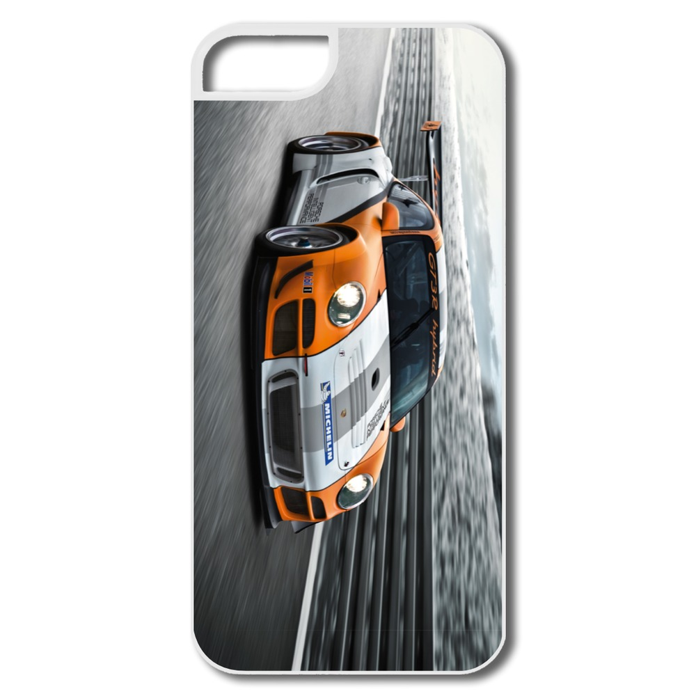Geek Customized For Iphone 5s Case Sports Car GT3 R Hybrid Custom Your Own Covers For Iphone 5s Drop shipping(China (Mainland))