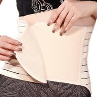 1pc/lot Women Recovery Belt Girdle Waist Body Invisible Tummy Shaper Slim Postpartum Belly Rectification Belt AY672334