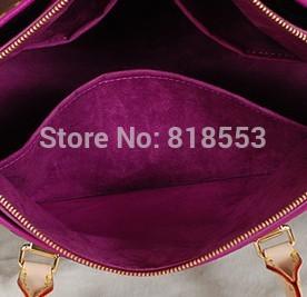 Top quality women genuine leather Pallas handbag shoulder bag tote purse 6 colors to buy Cw29(China (Mainland))