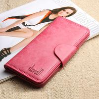 New 2014 High-quality Korean ladies cowhide leather wallet Long Design Women Wallet Purse Handbag - Free Shopping