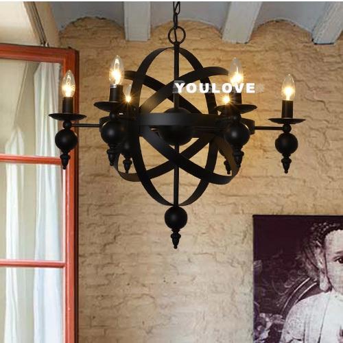 Achetez en gros clairage de style industriel en ligne des grossistes clai - Eclairage loft industriel ...