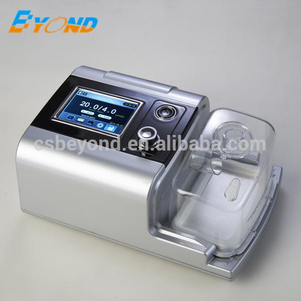 respiratory machine for sleep apnea