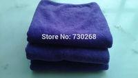Free shipping 3 pcs 400gsm 35 x 75cm Microfiber Towel Fast Drying Auto cloth Car Polishing Towel