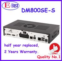 DM800hd se Sep Top Box dm800se Bootloader 84 SIM2.10 BCM4505 Tuner DVB-S2 1080P HD Decoder DM800 se Free Shipping