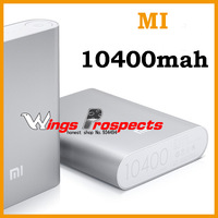 Original Xiaomi Charger 10400mAh External Battery Pack Rechargeable Power Bank For xiaomi M2 M2A M2S M3 m4 iPhone 5 6 Samsung