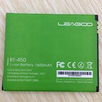 2014 New Original Mobile Phone Battery 1600mAh For Leagoo lead 3 Smartphone Cell Phones Z#