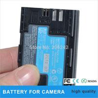LP-E6 battery for Canon camera 70D 60D LC-E6E for canon camera battery charger