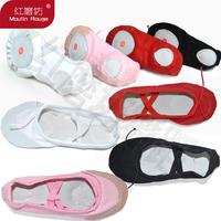 Adult children two bottom cat claw soft bottom acrobatics dance shoes ballet shoes yoga teacher single shoes shoes
