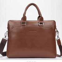 New Arrival!!! Men's  Leather handbags Messenger Briefcase Bags Men Shoulder Bag Laptop Bag (NSB-011)
