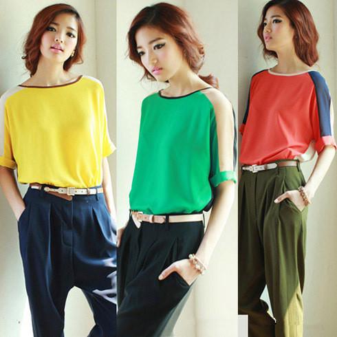 Женские блузки и Рубашки Imixbox s/xxl W4359 женские блузки и рубашки 2014