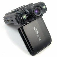 "Free shipping Car (Black Box )DVR H8000 full HD 2.0 "" TFT car dvr H.264 video + 120 degree wide angle lens +4X digital zoom"