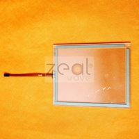 5pcs/Lot Touch Screen Glass Panel For 6AV6545-0CA10-0AX0 TP270-6 TP270 6'' STN LCD Touch