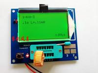 Free shipping, GM328 transistor tester \ ESR meter \ LCR meter \ Cymometer \ square wave generator