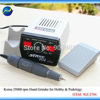 Korea 204 Hand Dremel Power Engine H37L1 Handpiece Mini Micromotor for Jewelry & Watch Engraving Polishing, Grinding & Triming
