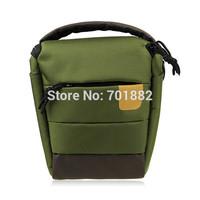 EU SALES GREEN Color Digital Camera Bag Universal Case Holder for Powershot Camera Free Tracking Number