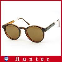 new 2014 fashion free shipping men cat eye sunglasses anti-uv resin lenses plastic frame glasses ESCE004
