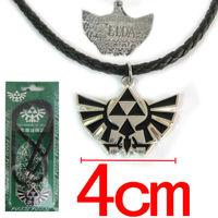 Silver Legend Of Zelda  pendant necklace,women's men's fashion gift necklace