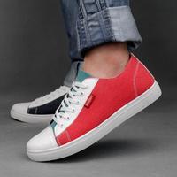 Factory direct men to help low canvas shoes men's casual shoes breathable men's shoes tide large favorably 6910