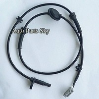 3PCS NEW  ABS sensor 47910-CK000 ,,2003-2009, , for Nissan QUEST ,free shiping