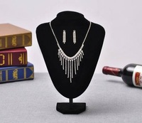 new 2014  Fashion Rhinestone Pendants & Necklaces Jewelry 2 pc Set For Women  wedding F033