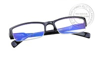 2013 New Design Promotional HMC Reading Glasses 1PCS Free Shipping Black Colors 14G for Each One From +100 Degree To +400 Q0001