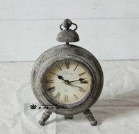Antique desk clocks metal table clock free shipping