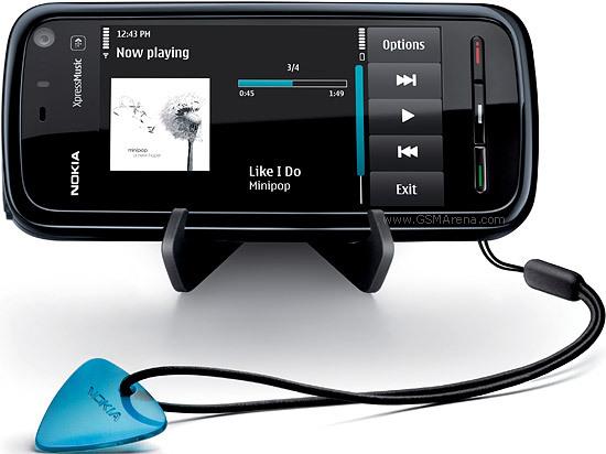 Nokia 5800 XpressMusic caldaie a buon mercato telefono sbloccato originale telefoni cellulari rinnovato