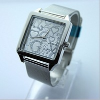2014 European hot brand men fashion watch High quality alloy watch for women shipping free shipping