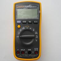 New The Digital Multimeter Fluke 17B Digital Multimeter F17B Battery Included Free DHL WYB-2