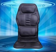 HOT New Chair body Massage cushion car seat cover electric for Car ,work, home use Seat Massage Multifunctional Free shipping(China (Mainland))