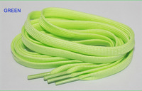 green night light shoelaces+free shipping