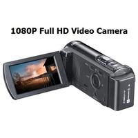 "New HD666 Full HD Digital Video Camera Camcorder 16Mega pixels 1080P Full HD 3.0"" LCD Wide Screen16X Zoom HDMI Output"