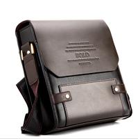brand new Top seller Leather Polo Men's handbags Messenger Briefcase Bags Men Shoulder Bag Laptop Bag (NSB-015)