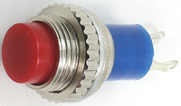 momentary OFF 10mm round push button switch