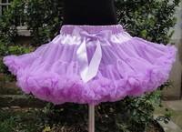New Baby girls chiffon fluffy pettiskirts tutu Princess skirts Baby girl clothes FROZEN DRESS Free shipping