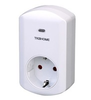 Free Shipping Smart Automation System wireless remote controlled Z-Wave dimmer socket TZ67G Z-Wave Certified