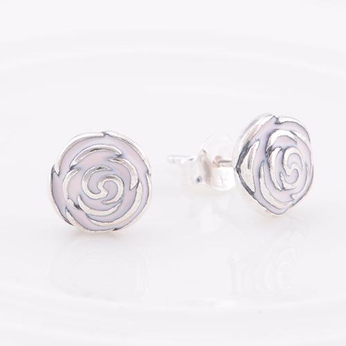 Pandora Rose Garden Earrings Earrings Rose Garden With