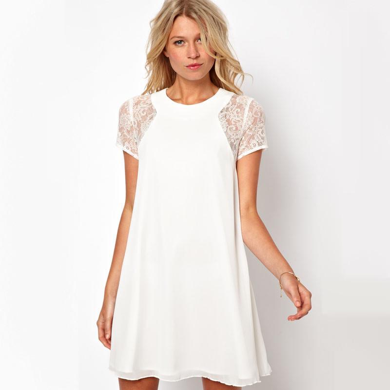 Elegant Women Dresses 2015 New Arrival Full Sleeve Fake 2pcs Dress For Ladies